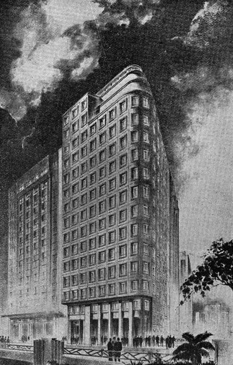 edifício banco continental