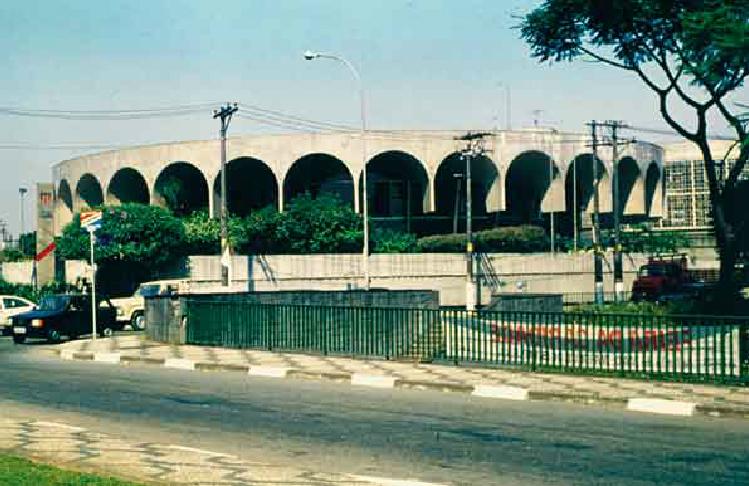 sede social do clube atlético sírio