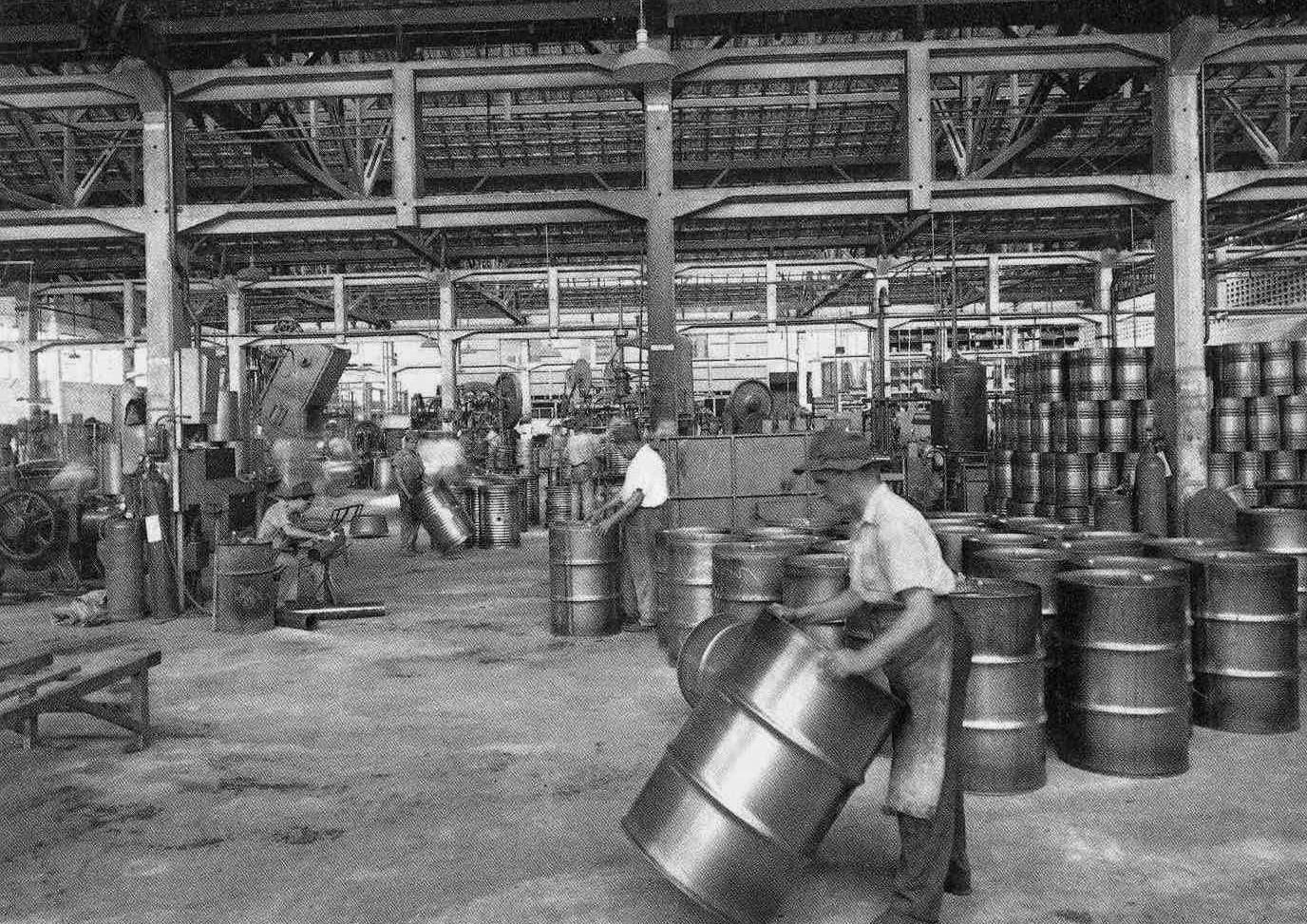 sesc pompéia - fábrica de tambores