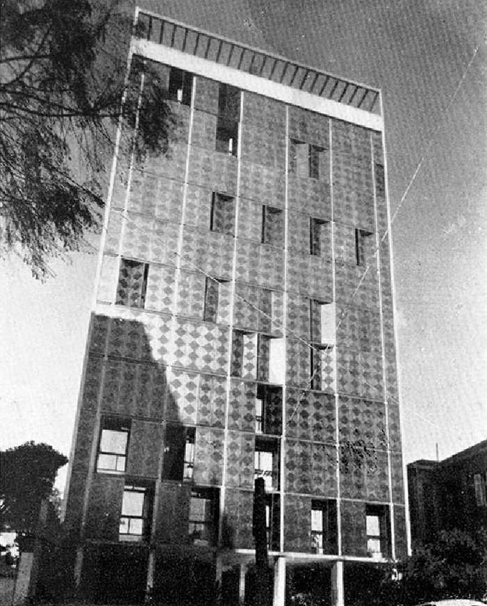 edifício albina