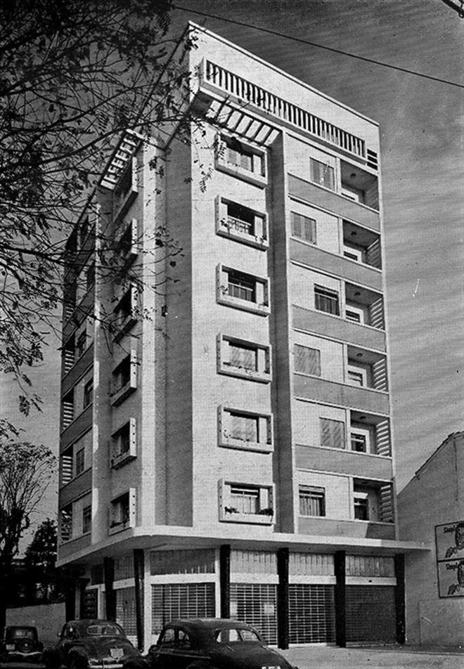 edifício tana