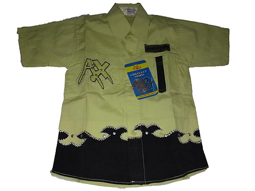 Embroidery Shirt for Baba
