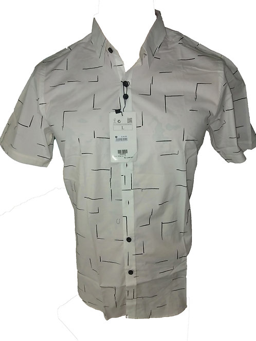 TOP QUALITY COTTON PRINTED STYLE FORMAL SHIRT FOR MEN