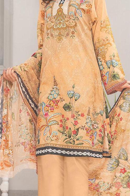 Zara Noor #4 D04
