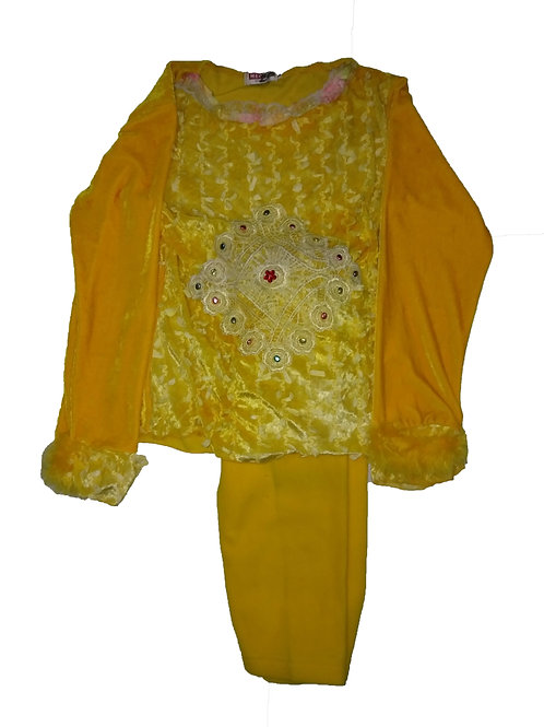 Embroidery Suit for Baby