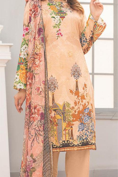 Zara Noor #5 D10