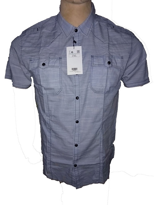 TOP QUALITY COTTON CHECK FORMAL SHIRT FOR MEN