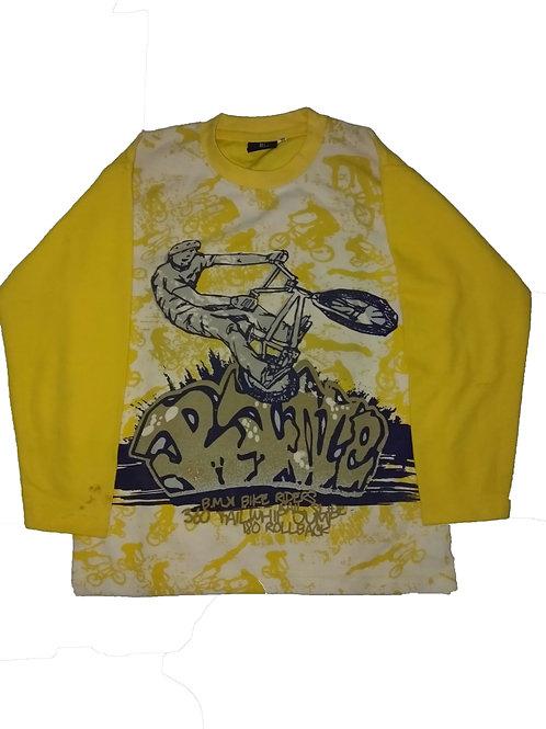Printed Tee Shirt for Baba
