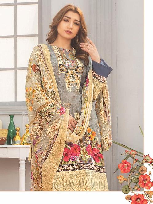 Zara Noor #4 D02