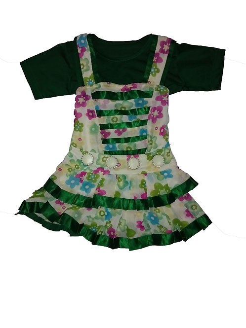 Colorful Frock for Baby