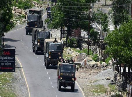 China claims Galwan valley its territory, blames India for border clash