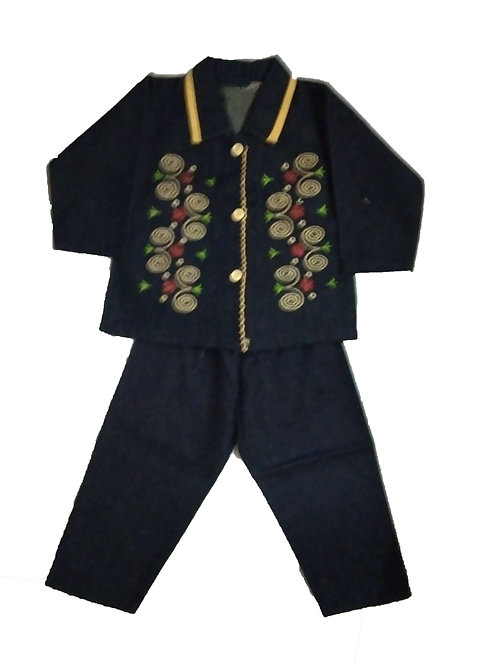 Printed Suit for Baby