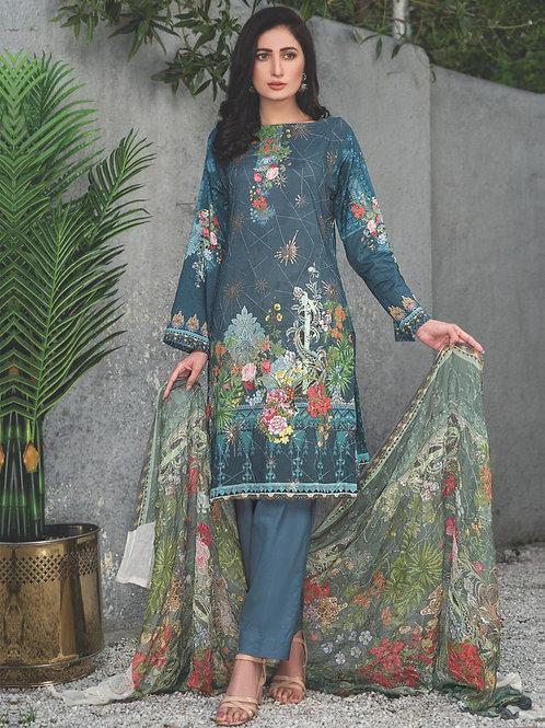 Zara Noor #4 D03