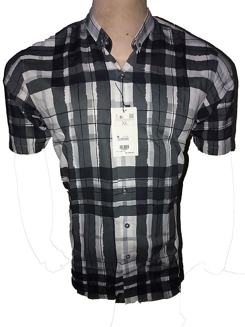 TOP QUALITY COTTON CHECK STYLE FORMAL SHIRT