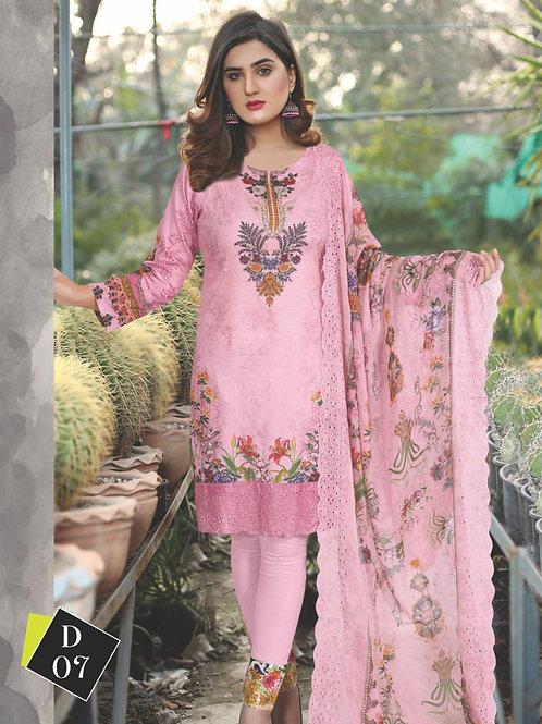 Zara Noor #5 D07
