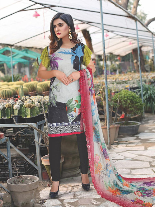 Zara Noor #5 D03