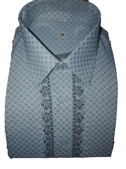 Designer Kameez Shalwar Suit for Kids