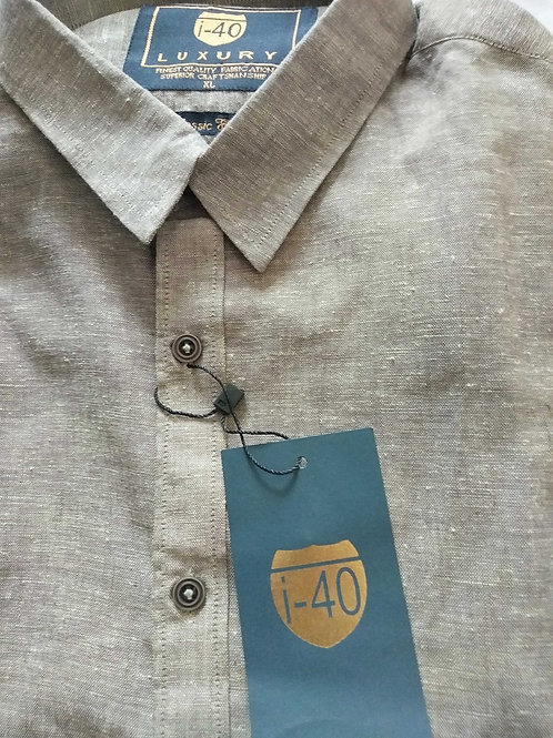 of TOP QUALITY COTTON PLAIN STYLE FORMAL SHIRT FOR ME
