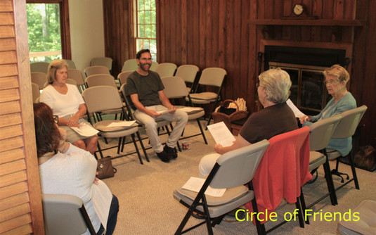 Spiritual discussion group