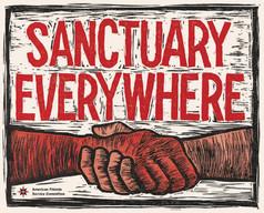 Quakers help those in Sanctuary