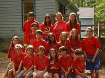 Peacebuilders Camp 2009