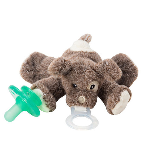 NOOKUMS PACI PLUSHIES BUDDIES 'SCRUFFY PUPPY'