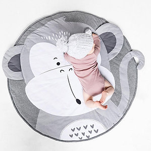 MONKEY ROUND PLAYMAT