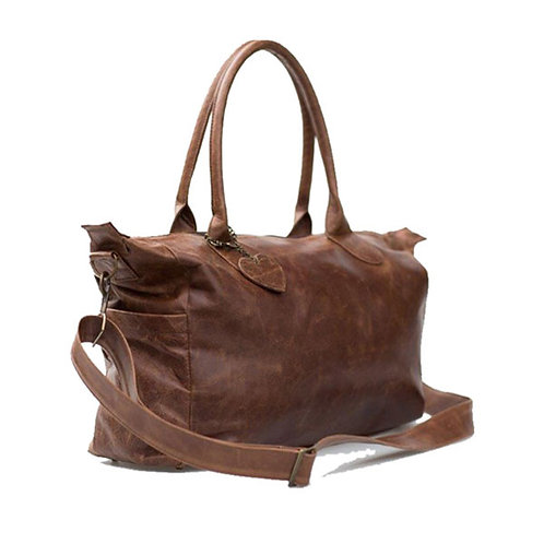MALLY CLASSIC BABY BAG IN BROWN