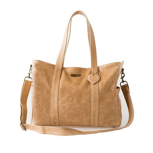 MALLY LUXURY BABY BAG IN TAN