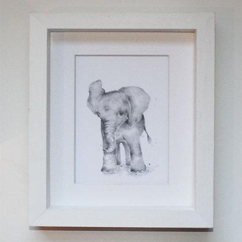 """""""EMILY"""" THE ELEPHANT"""