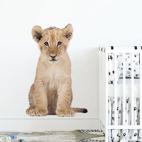 LION CUB WALL VINYL