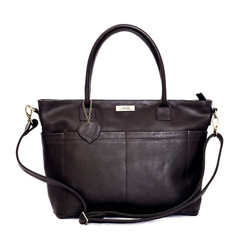 MALLY BEULA BAG IN BLACK
