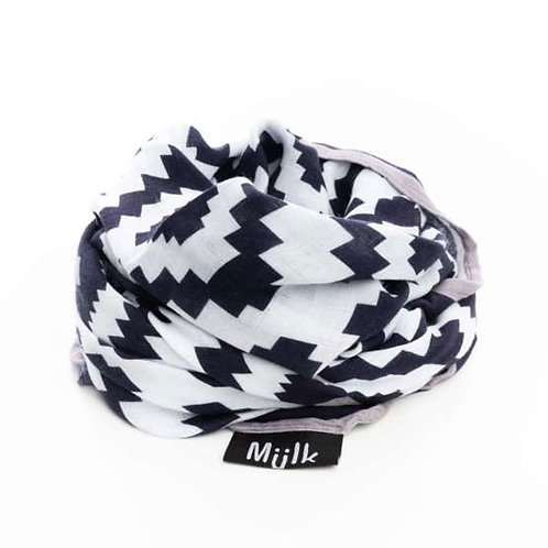 MIILK MIDNIGHT AZTEC MUSLIN