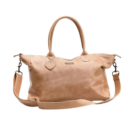 MALLY CLASSIC BABY BAG IN TAN