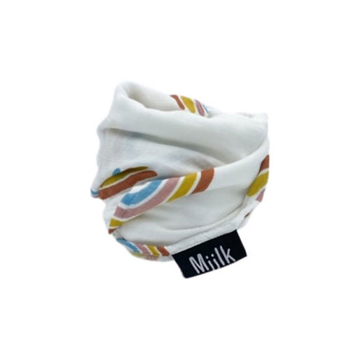 MIILK RAINBOW MUSLIN