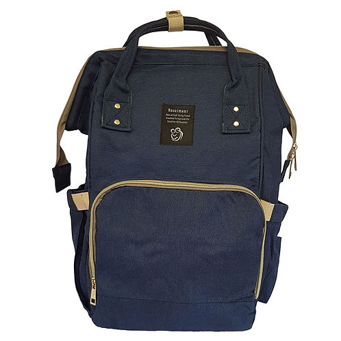 BACKPACK NAPPY BAG NAVY
