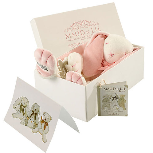 MAUD N LIL ROSE THE BUNNY COMFORTER