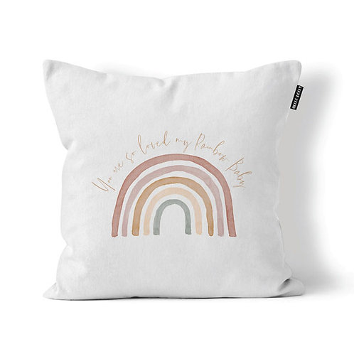 YOU'VE BEEN LOVED SCATTER CUSHION