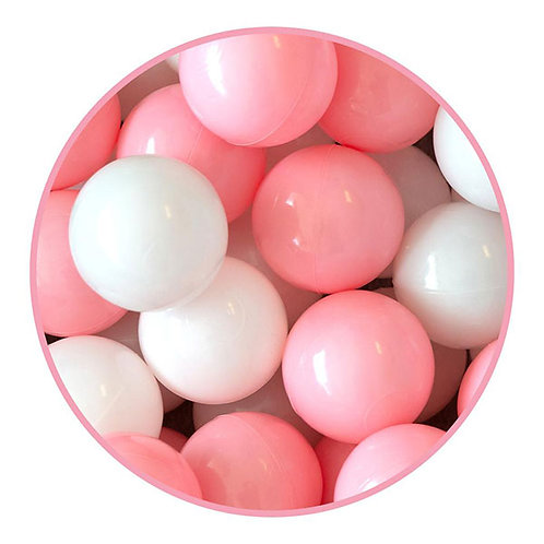 PINK COLOURED BALLS