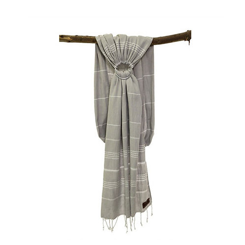 TURKISH RING SLING-ASH