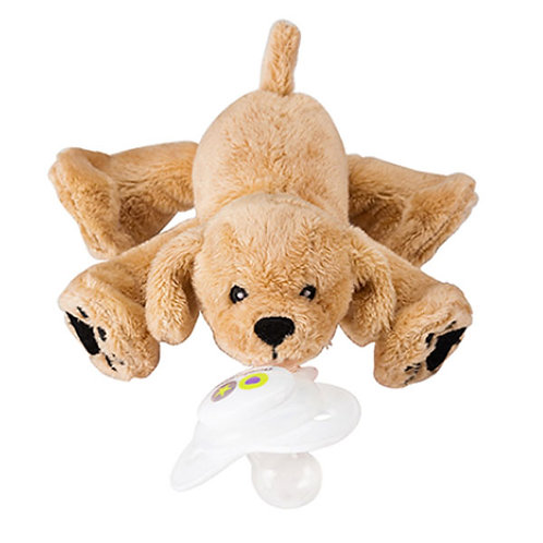 NOOKUMS PACI PLUSHIES BUDDIES 'GOLDEN PUPPY'