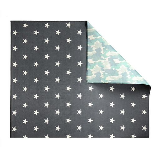 STAR/CAMO REVERSIBLE PLAYMAT