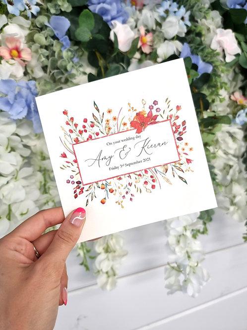 Wedding Day Card 2
