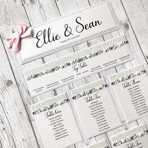Table Plan Style 2