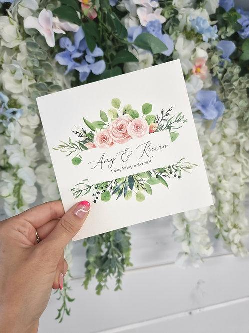 Wedding Day Card 1
