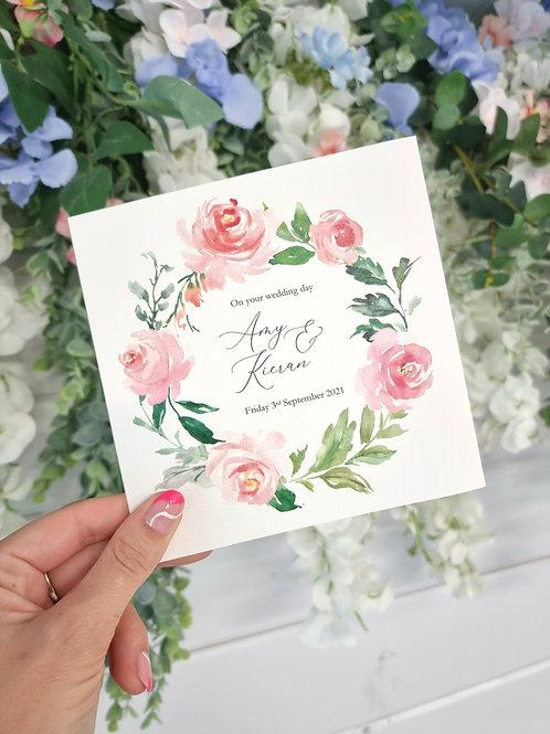 Wedding Day Card 3