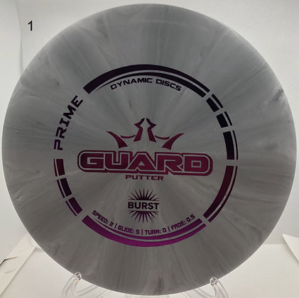 Guard Prime Burst