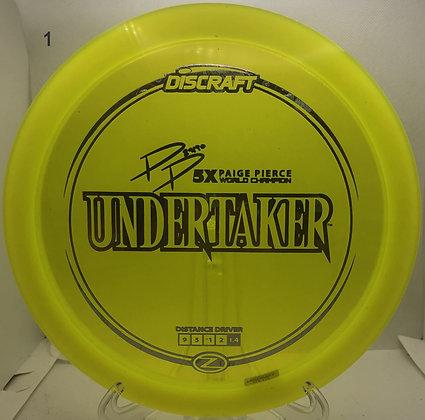 Undertaker Z Line