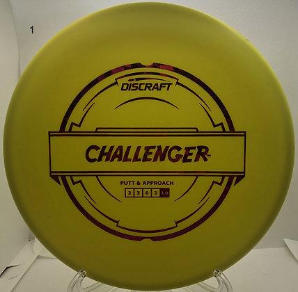 Challenger Putter Line