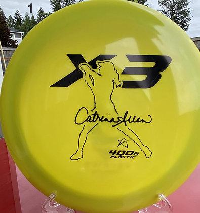 X3 Signature Series 400G